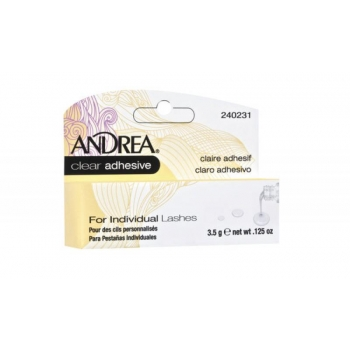 Andrea Adhesive For Individual Lashes Clear 3,5g / Ripsmeliim
