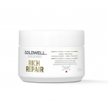 Goldwell DS Rich Repair 60 Sec Treatment 200ml Mask kahjustatud juustele