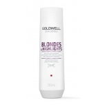 Goldwell DS Blondes&Highlights Anti-Yellow Shampoo 250ml Šampoon blondidele juustele