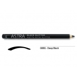 ASTRA BLACK GLITTER pencil BG