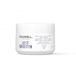 Goldwell DS Just Smooth 60sec Treatment 200ml Mask kahustele juustele