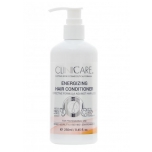 ClinicCare Energizing Hair Conditioner 250ml Juuksekasvu stimuleeriv palsam